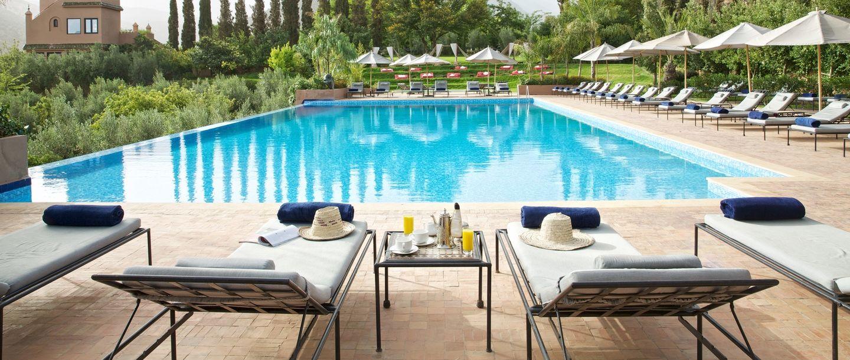 Kasbah Tamadot - Morocco - Outdoor Pool