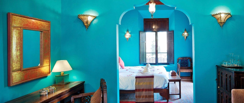 Kasbah Tamadot - Morocco - Room