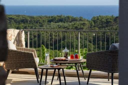 Villa Ella 14 Terrace with view