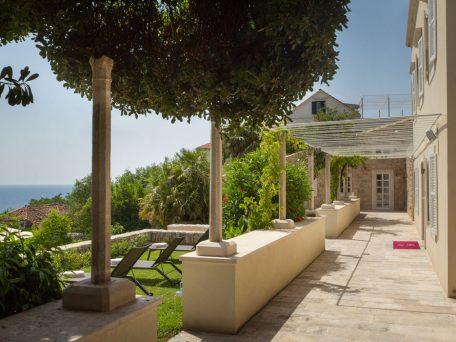 Villa Orti 5 Garden detail