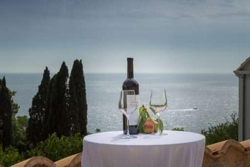 Villa Orti 6 Terrace with view