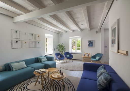 Villa Orti 8 Living room